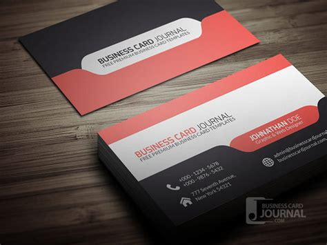 custom design cards templates 50 best free psd business card templates for commercial use