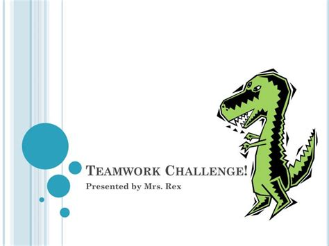 Ppt Teamwork Challenge Powerpoint Presentation Id 2440321 Teamwork Ppt Presentation