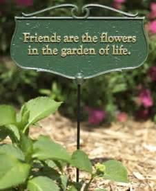 Garden Of Quotes Tuinbord Garden Quote Garden Sign Yard