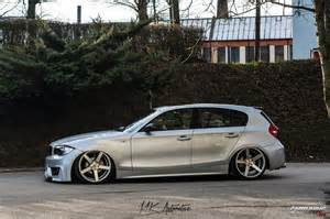 Bmw E87 Stanced Bmw 1 E87 187 Cartuning Best Car Tuning Photos