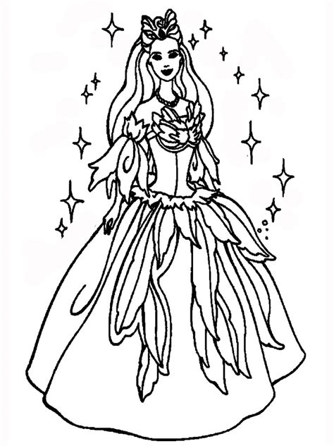 Free Printable Princess Coloring Pages Free Printable Color Pages Of Princess Printable