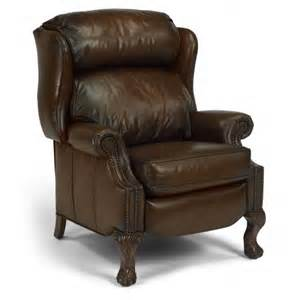 bonneville leather recliner 1169 50 flexsteel