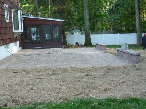 Patio Pavers Nj Paver Patios In New Jersey Walkways Driveway Installation