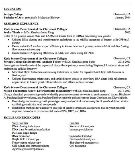 senior thesis format sle senior thesis resume http exleresumecv org
