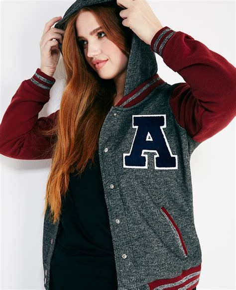 Jaket Varsity Black Brown Fleece Carlit how to get jenner s brown varsity jacket for athleisure magic photos