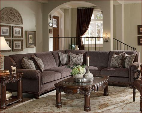 Aico Living Room Sets Aico Sectional Living Room Set Monte Carlo Ii Ai 53912 Brown 46s