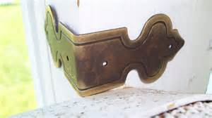 Decorative Furniture Brackets Antique Corner 1 Bracket World Brackets Brass Antique