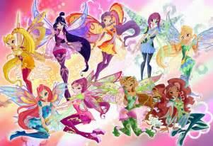 kumpulan gambar winx club magic wallpaper hd gambar lucu terbaru cartoon animation pictures