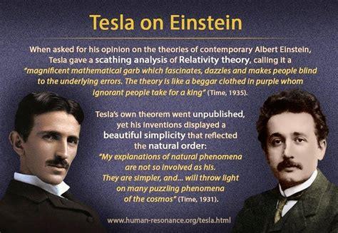 Tesla Theory Nikola Tesla Partage Of Calleb On
