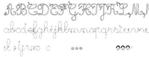 maternellecolor trace cursive font   legionfonts
