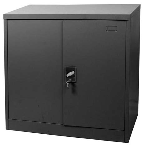 Two Door Filing Cabinet Locking File Cabinet Wood Office Furniture