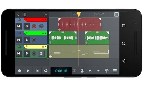 android recording studio n track studio for android