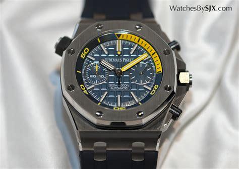 Audemars Piguet Roo Diver 1 audemars piguet royal oak offshore diver chronograph 1 swiss replica