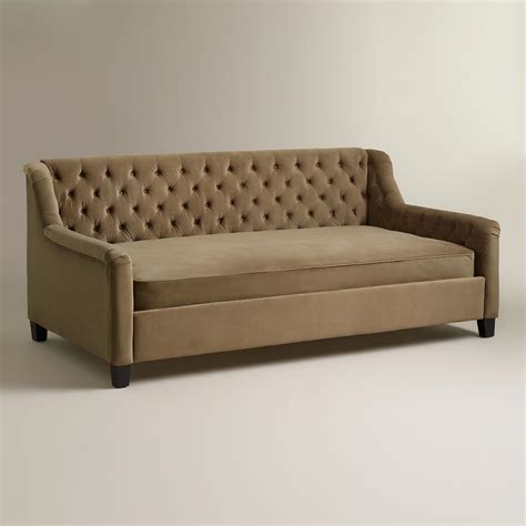 world market sofa bed kaelyn daybed world market