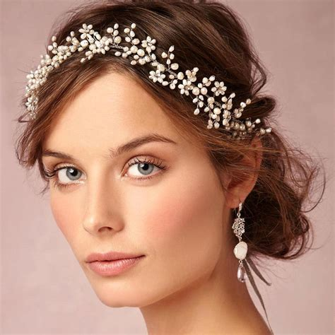 Different Hair Pieces for Wedding : StylishMods.Com