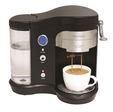 SunCana POD Coffee Brewer   POD Coffee Brewer   DrinkMore Water