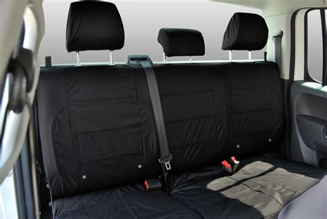 jeep compass back seat covers jeep compass mk49 rear inka fully tailored waterproof seat