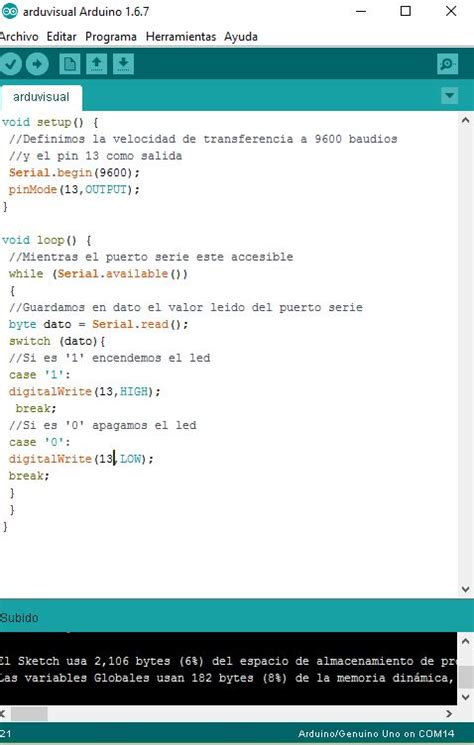 tutorial arduino visual studio instalaci 243 n visual studio con arduino y puerto serial