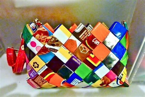 11 Clever Candy Wrapper Crafts You Can Do After Binging on Halloween Chocolate « Halloween Ideas