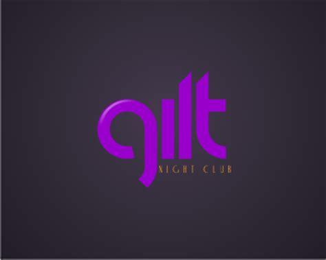 nightclub logo design gilt nightclub logo design contest logo arena