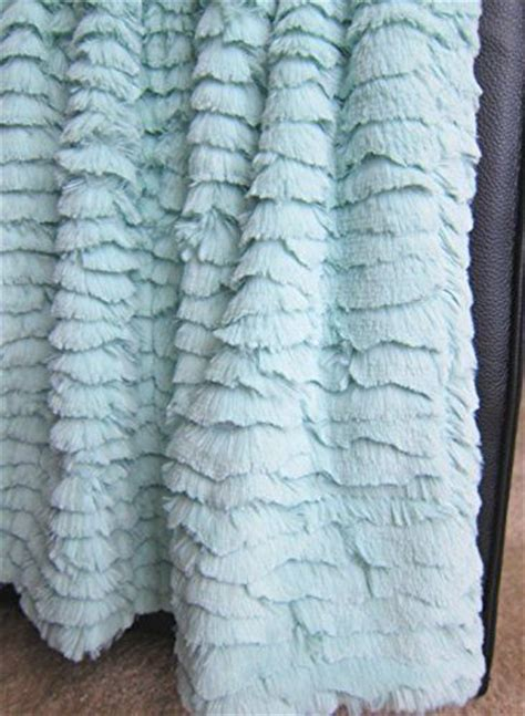 light aqua throw blanket domain faux fur throw blanket oversized 50 by 70 inch