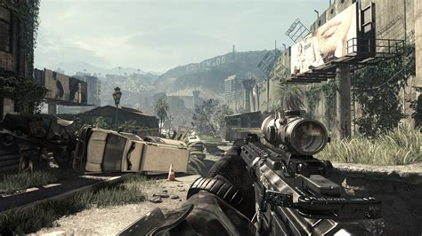 nvidia shows you what cod ghosts looks like at max