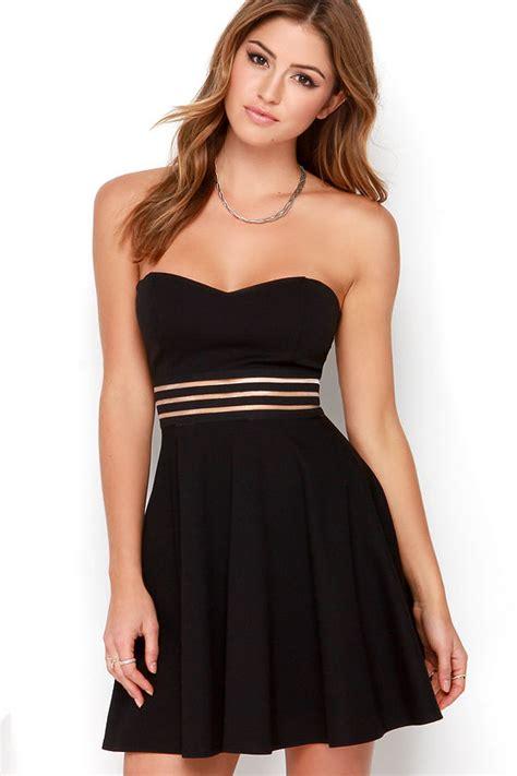 cute dress strapless dress sweetheart dress 48 00
