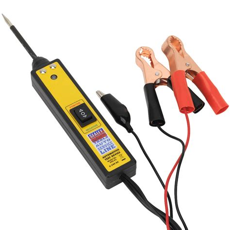 Automotive Tester Auto Circuit Tester sealey car auto automotive circuit electrical test probe