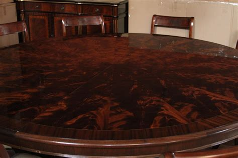 large round dining room table extra large round dining room tables marceladick com
