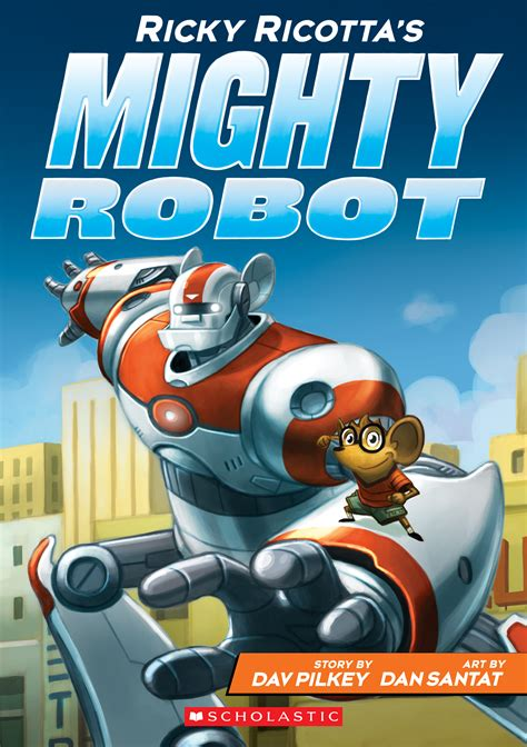 ricky ricotta frank checks out ricky ricotta s mighty robot