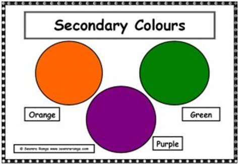 three secondary colors secondary colours seomra ranga