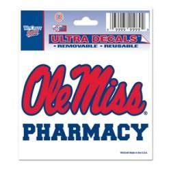 Ole Miss Bumper Sticker
