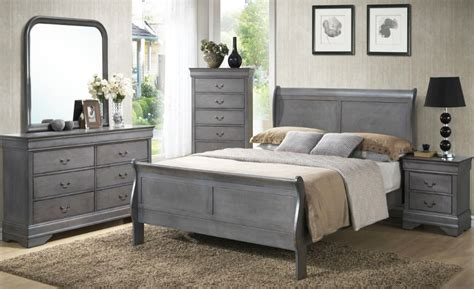 Grey Wood Bedroom Furniture Set by Grey Bedroom Furniture To Fit Your Personality Roy Home