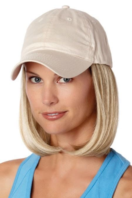 baseball caps with bangs and hair for cancer patients baseball cap with hair 8228 classic hat beige