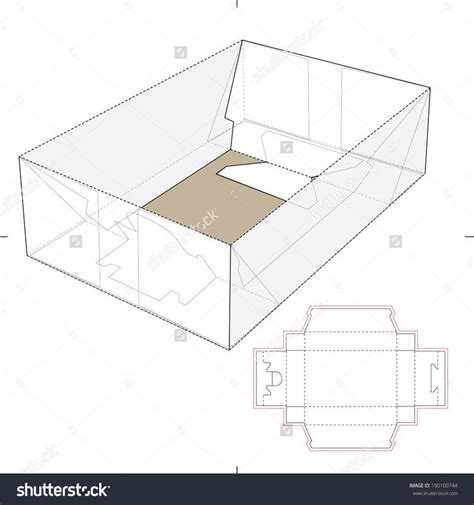 tray card template 1454 best box images on cartonnage boxes and