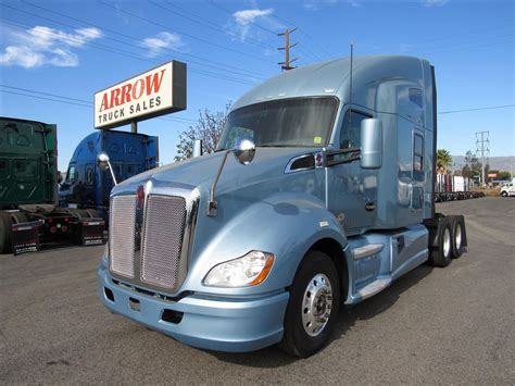 used kw t680 used kenworth trucks for sale arrow truck sales