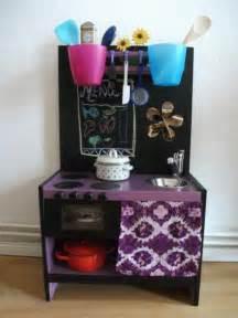 Kids Kitchen Ideas 25 Ideas Recycling Furniture For Diy Kids Play Kitchen Designs