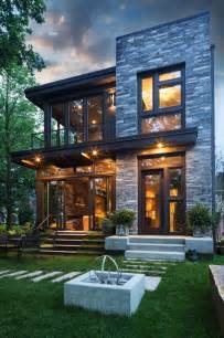 Minneapolis Home Design Idyllic Contemporary Residence With Privileged Views Of