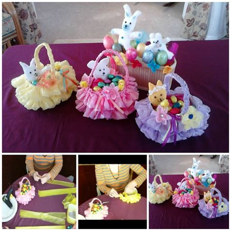 beautiful easter baskets the perfect diy beautiful easter basket from recycled