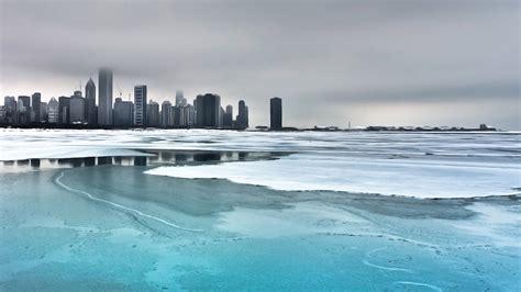 frozen lock screen wallpaper frozen lake michigan cities hd lock screen wallpaper