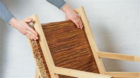 fare sulla sedia come fare una sedia naturale