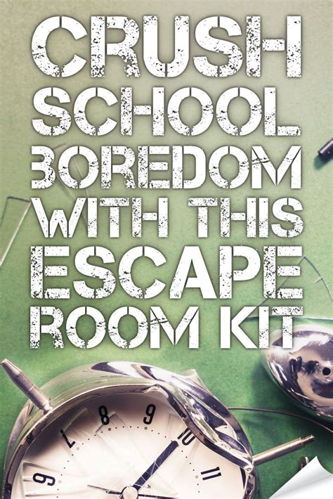 printable escape room download this printable escape room kit to transform your