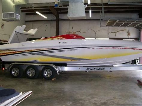 cigarette boats for sale in louisiana 2006 sunsation 288 powerboat for sale in louisiana