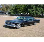 1963 Imperial Limousines