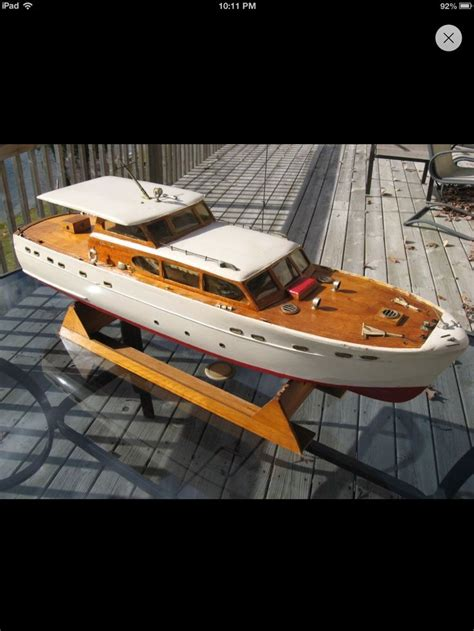 dumas chris craft model boats 77 best scale model rc boats images on pinterest scale