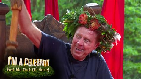 harry redknapp celebrity jungle video harry redknapp is your king of the jungle i m a