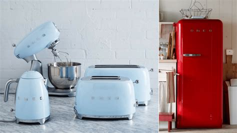 Smeg Appliances Smeg 10 Colorful Reasons We This Retro And Nostalgic Brand