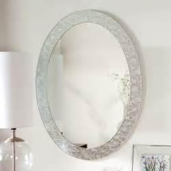 Modern Bathroom Mirrors For Sale Bathroom New Modern Oval Bathroom Mirrors Frameless Oval