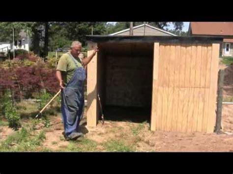 build  shelter   mini donkey  goat youtube