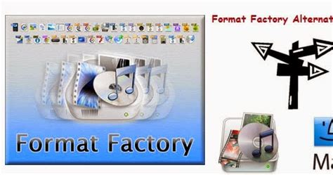 format factory to mac format factory mac alternative to convert dvd and video on